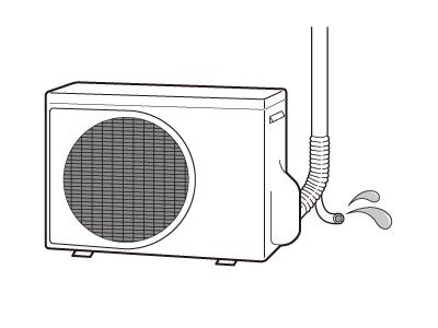 エアコンの水漏れ!