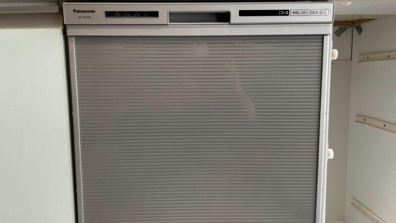 ビルトイン食洗機の入れ替え工事!