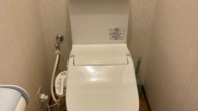 トイレの入れ替え工事