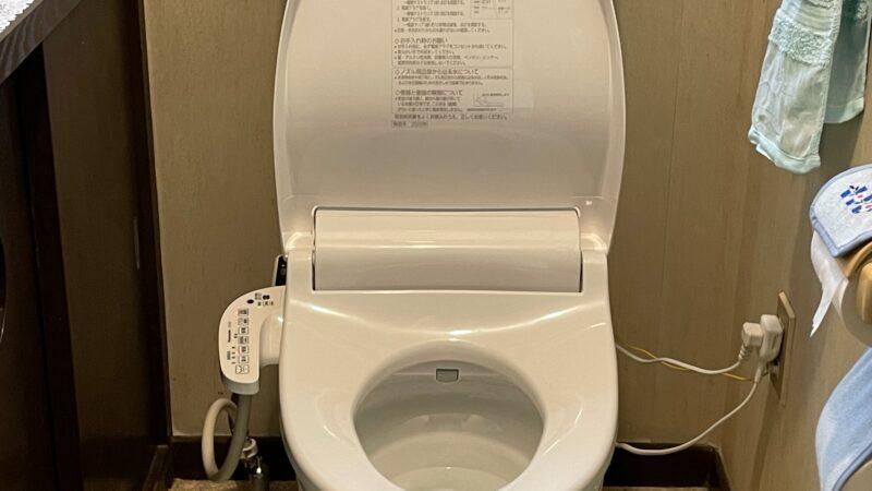 トイレのプチリフォーム